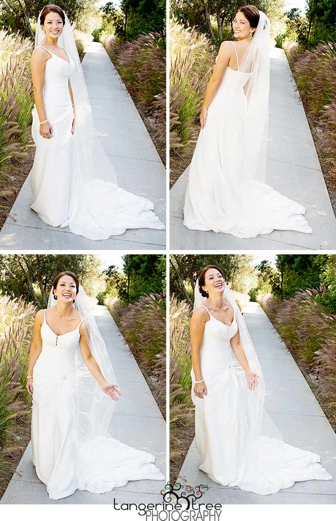 Gorgeous bride estancia la jolla
