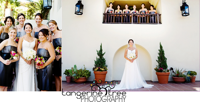 Bridesmaids estancia la jolla