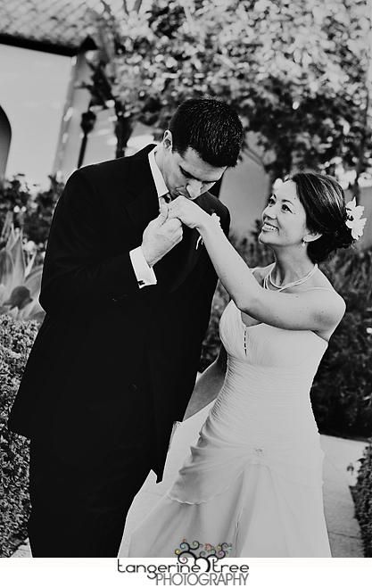 Groom bride estancia la jolla california