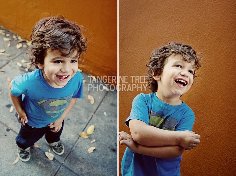 Fun modern kids photography san diego