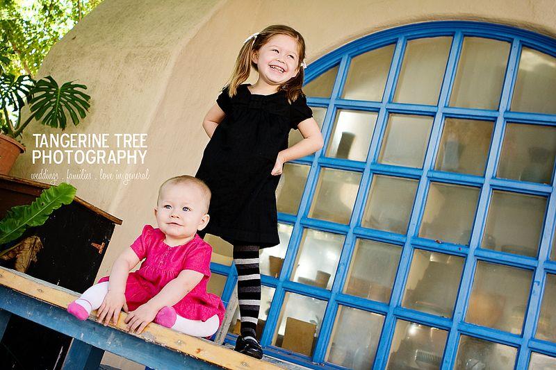 Hip urban children baby photography san diego