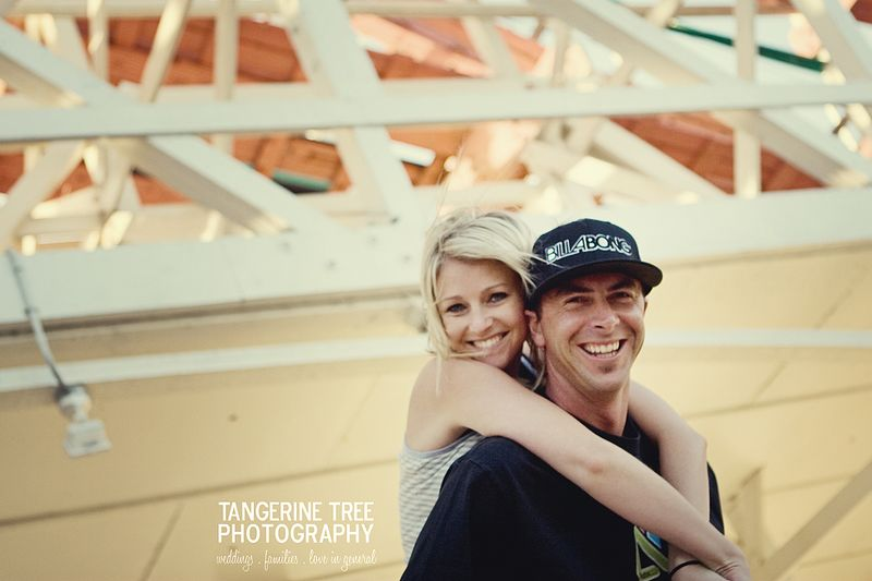 San diego engagement photography