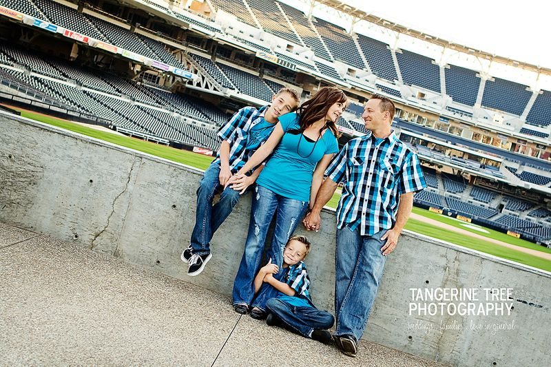 San diego modern family photography