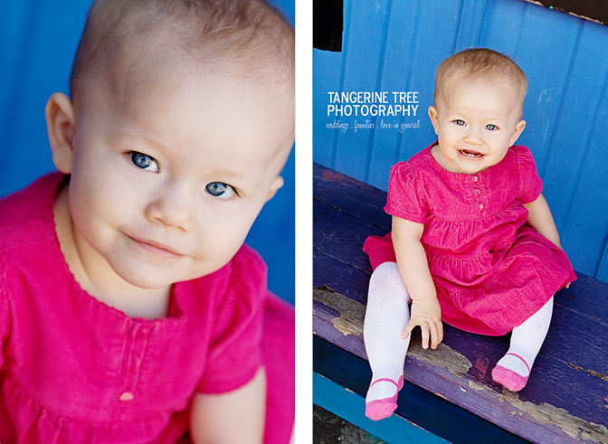 Modern baby photography san diego