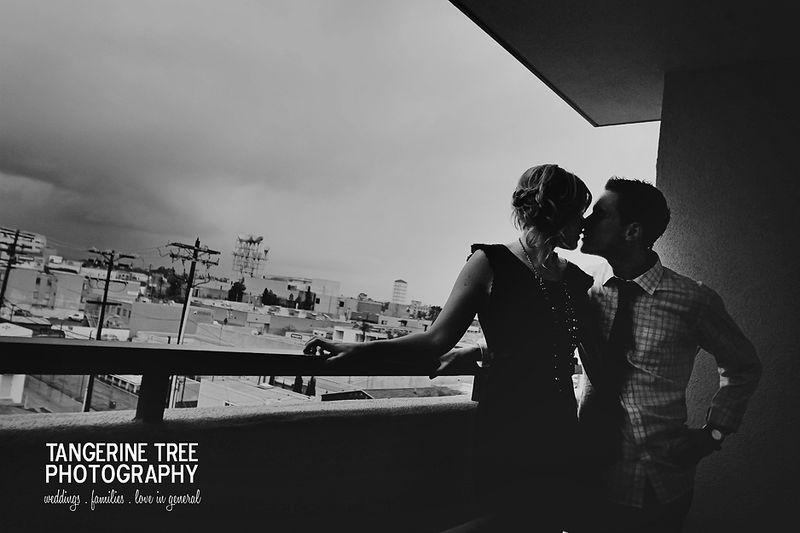 San diego tangerine tree photography