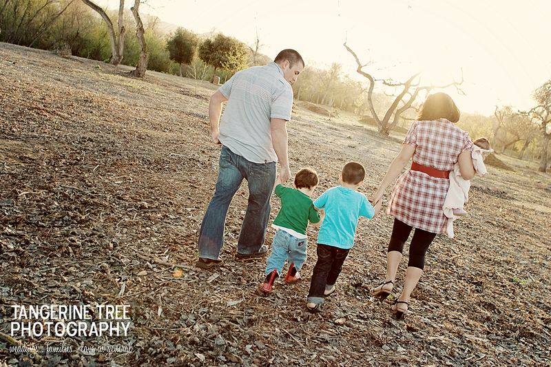 Family child photography san diego modern