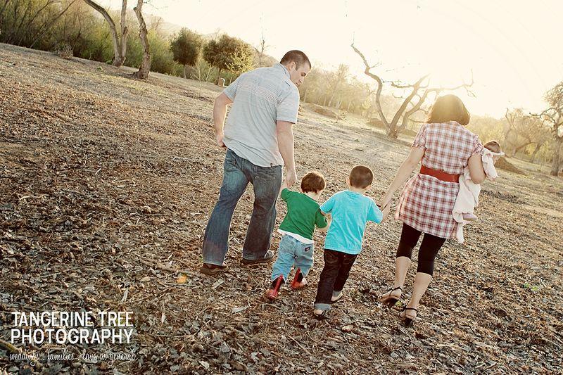 Family child photography san diego modern