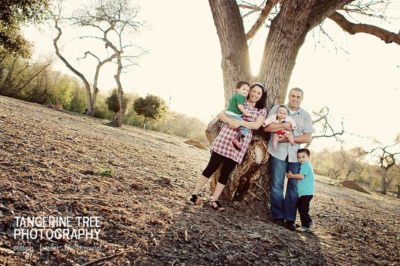Contemporary family photography san diego